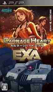 Descargar Carnage Heart EXN [JAP] por Torrent
